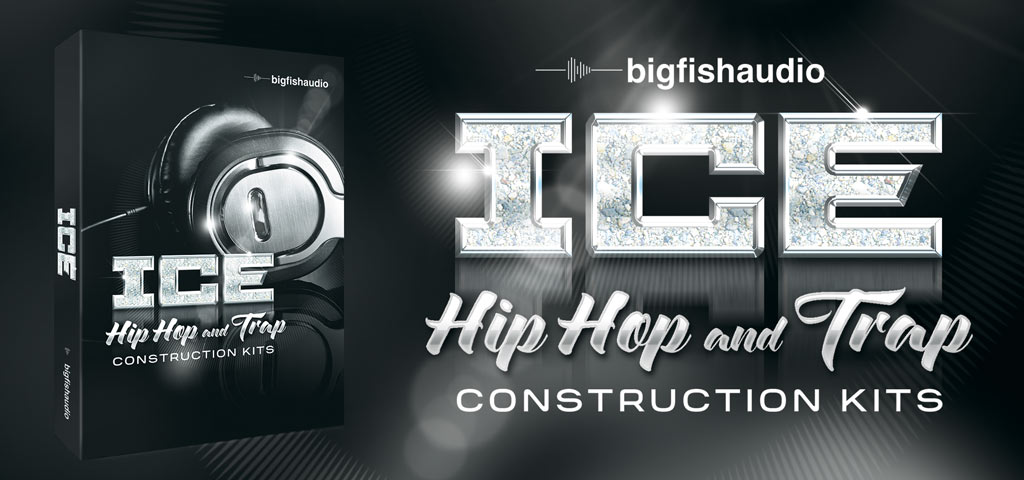 ICE: Hip Hop and Trap Construction Kits