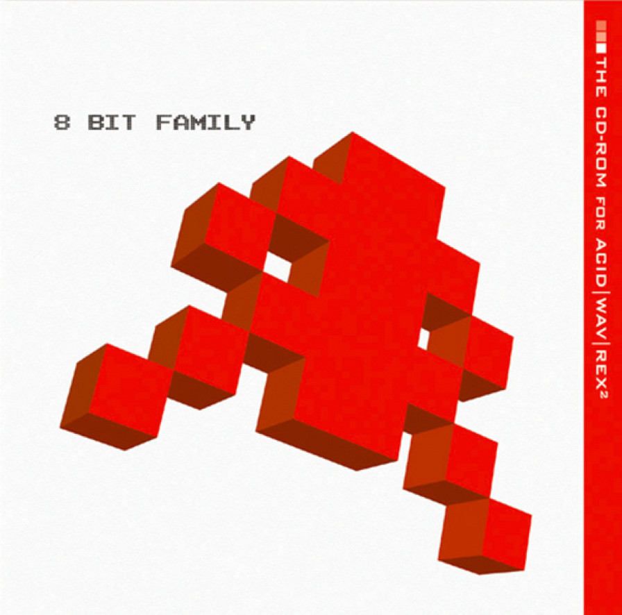 8 Bit Family - The sounds of video games of the past in high-definition cheap, 8-bit grooves