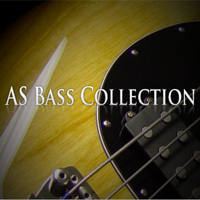 AS Bass Collection - A collection of six deeply sampled basses