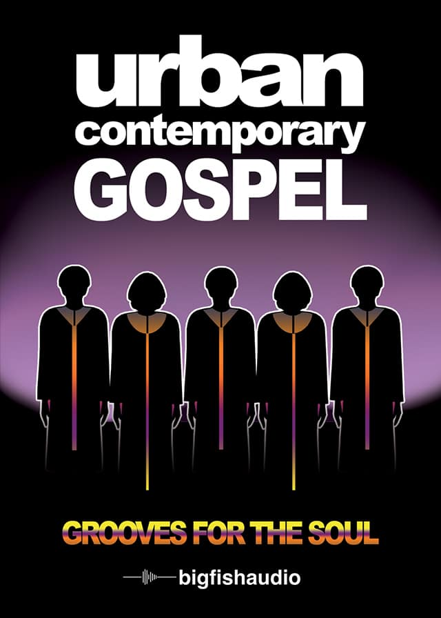 Urban Contemporary Gospel - Grooves for the soul