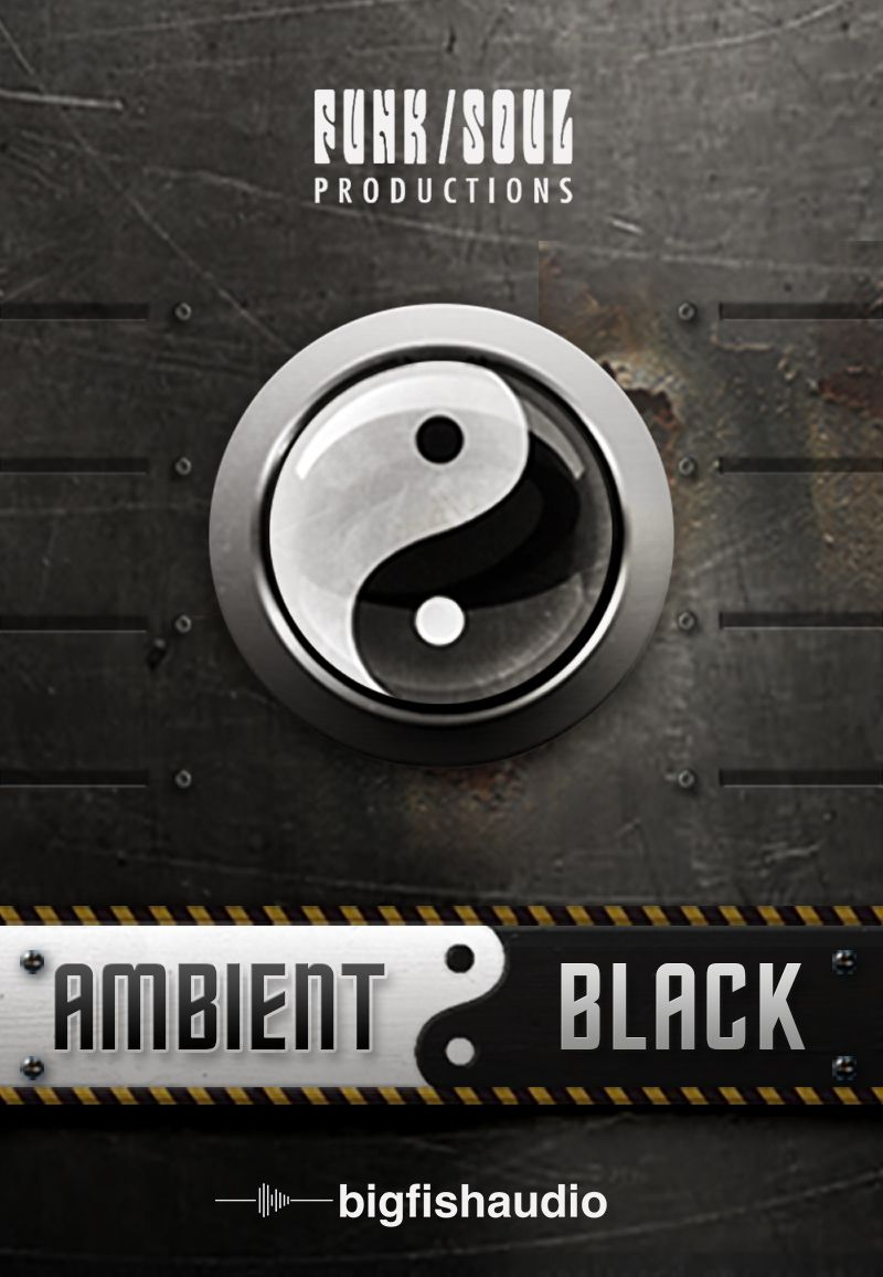 Ambient Black - A collection of original instruments and textures suitable for all ambient music