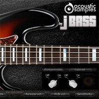 JBass - A four strings American Fender Custom shop Jazz bass