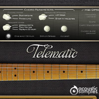 Telematic - A deeply sampled Fender Telecaster