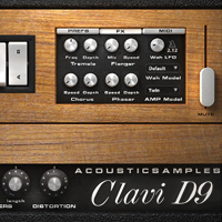 "Clavi D9 - One of the most ""funky"" keyboard instruments ever invented."