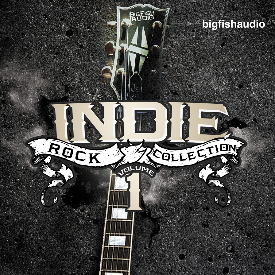 Indie: Rock Collection Vol.1 - Indie Rock in it's purest form