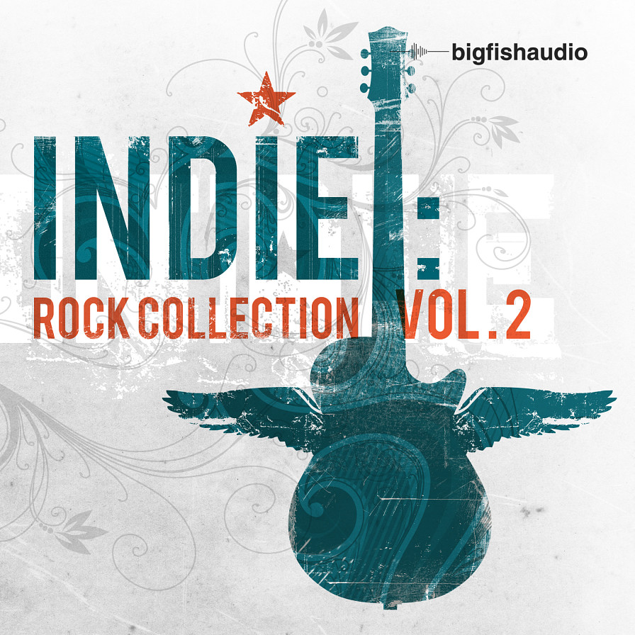 Indie: Rock Collection Vol.2 - 10 construction kits brimming in the styles of today's influential Indie artists