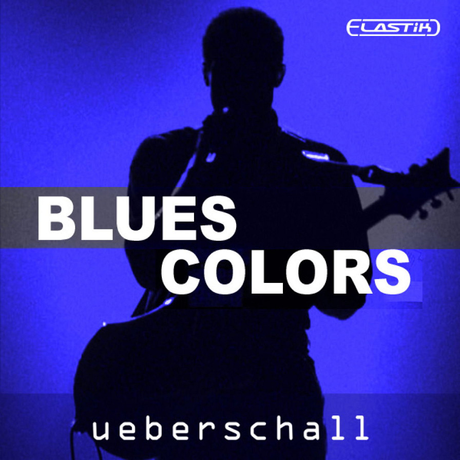 Blues Colors - 18 construction kits of colorful Blues music