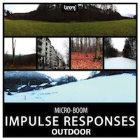 Impulse Responses - Outdoor - Realistic outdoor reverbs FAST and EASY