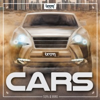 Cars: Suvs & Vans - With more than 23 GB, we're happy to present another fully-loaded SFX library