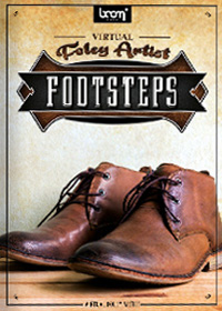 Virtual Foley Artist - Footsteps - The cleanest and most flexible footsteps collection