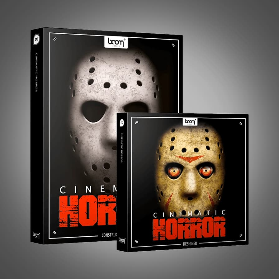 Cinematic Horror - Bundle - A SFX library whose intent is nothing short of pure evil and terror.