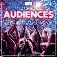 Crowds - Audiences - Everything you need to create realistic crowded audience ambiences with ease