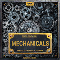 Mechanicals - Construction Kit - An incredibly valuable and versatile set of sound FX