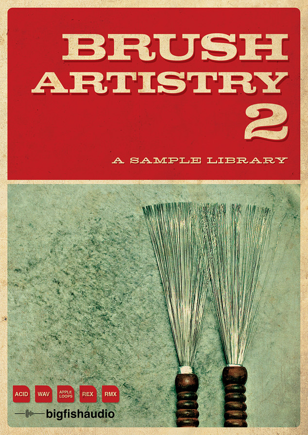 Brush Artistry 2 - A distinctive collection of contemporary brush loops