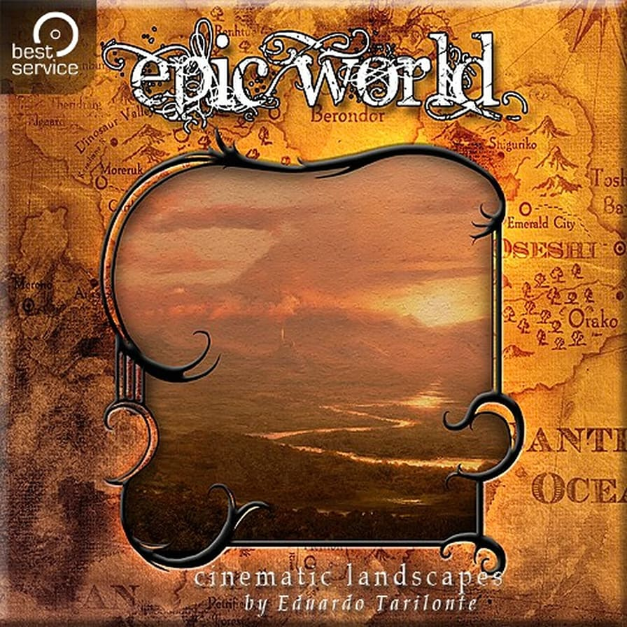 Epic World - Ambience for films, documentaries, video games and new age music