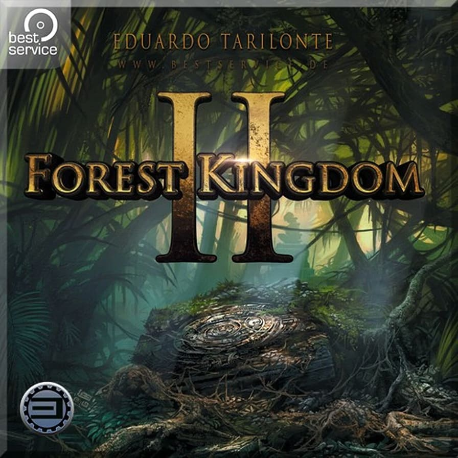 Forest Kingdom II - Ancient sounds from ancient civilizations