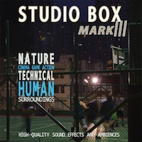 StudioBox Mark III - 10,000 professional sound effects
