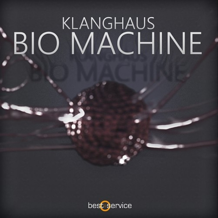 Klanghaus Bio Machine - Unique rhythmic percussion, thunderous cymbals & exclusive strings