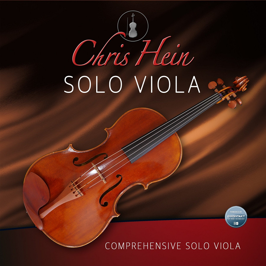 Chris Hein Solo Viola - Simply the best virtual Viola ever created!