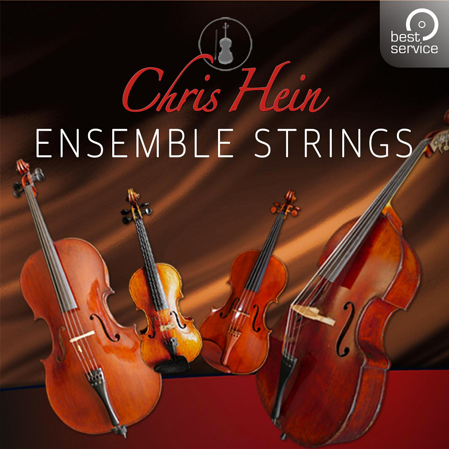 Chris Hein Ensemble Strings - Create the ensemble you want with the articulations you need!