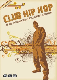 Club Hip Hop - 1.8 gigs  of bangin' beats for slammin' club tracks