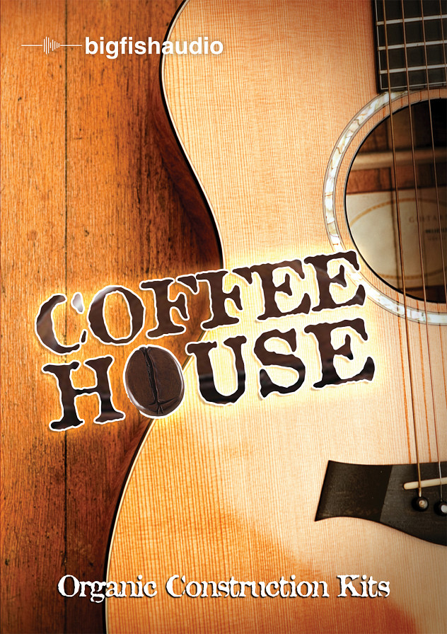 Coffeehouse: Organic Construction Kits - Organic coffee house construction kits