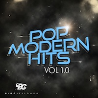Pop Modern Hits Vol. 1 - Packed full of killer content inspired by female Pop stars