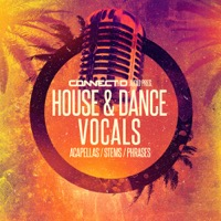 Big fish audio house dance vocals a soulful for Soulful vocal house
