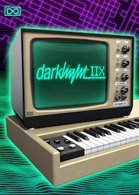 Darklight IIX - Inspired by one of the most mythical Computer Music Instruments of the 80s.