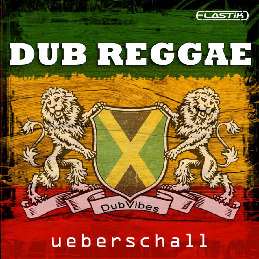 Dub Reggae - The ideal fusion of the roots of reggae and dub vibes in a modern sound