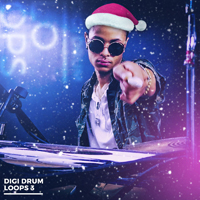 Digi Drum Loops 3 - Dynamic, great sounding, fresh and banging sounds