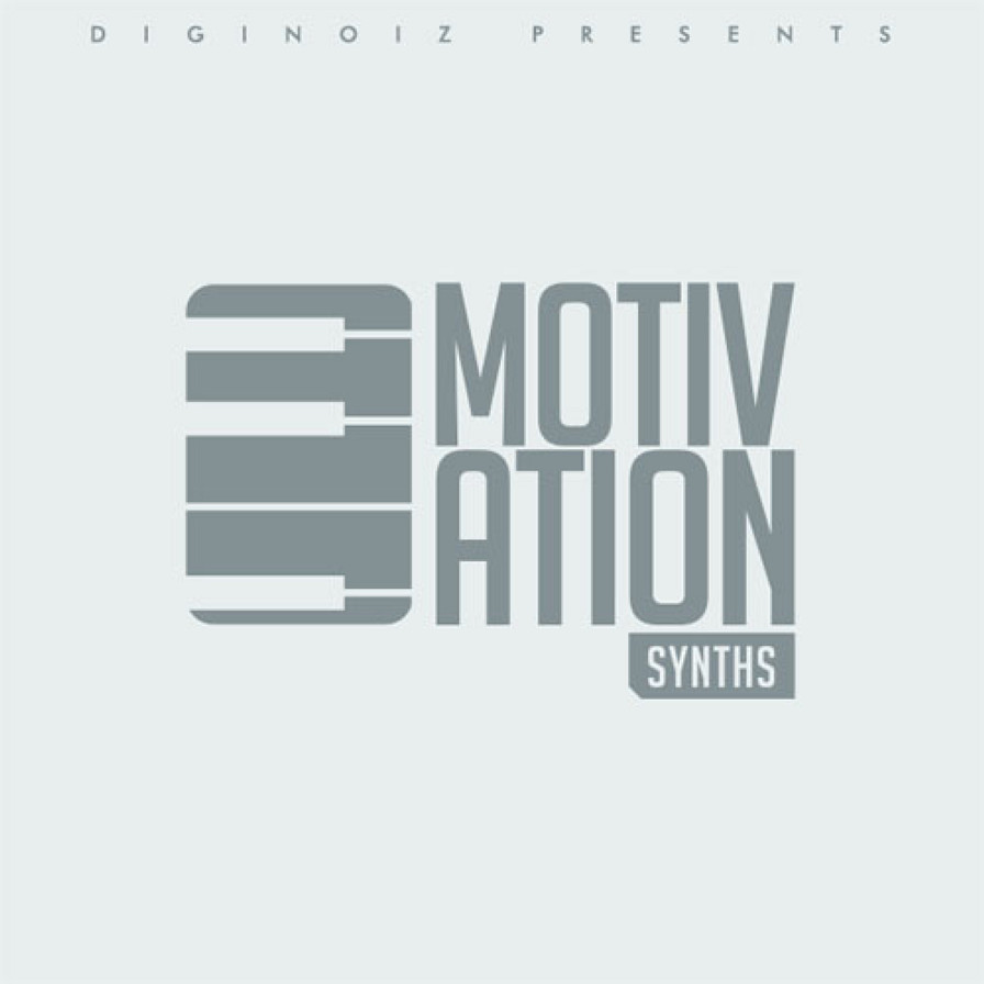 Motivation Synths - 100 synth loops that will inspire creative brilliance