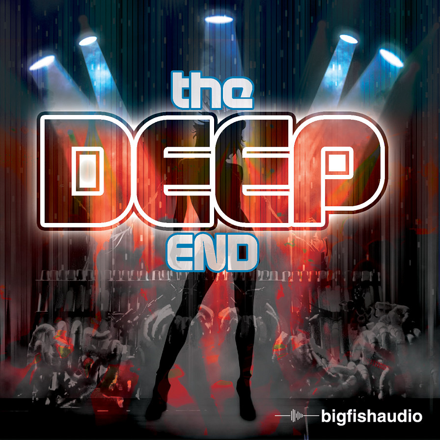 Deep End, The - Big, thick, chest pumping deep house