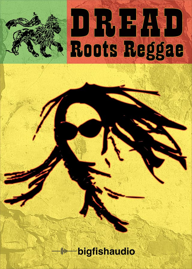 Dread: Roots Reggae - Traditional melodies and rhythms that explore the infectious roots of Reggae