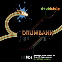 Dubstep Drumbank - Designed to offer the producer a tailored set of distinct and usable drums