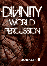 Divinity: World Percussion - An inspirational collection of percussion loops and sounds