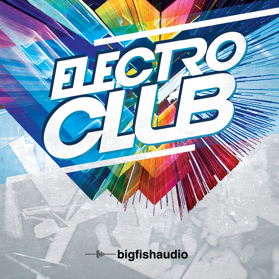Electro Club - 15 construction kits of modern dance floor hit-making material