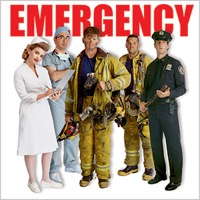 Emergency - Bringing you straight to the scene of the accident