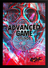 Advanced Game Sounds - An Enormous Amount of Simple, Moderate, and Complex sounds