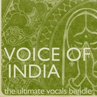 Voice Of India - EarthMoments proudly presents the Indian Vocals Sample Pack Voice of India