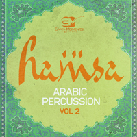 Hamsa Vol. 2 Arabic Percussion - An exploration into the mystical world of Oriental percussion and grooves