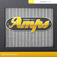 Amps EZmix Pack  - 50 amps at your fingertips! Plug in. Rock out.