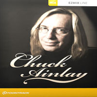 Chuck Ainlay EZmix Pack  - A wide range if mix tools from one of the music industry greats: Chuck Ainlay