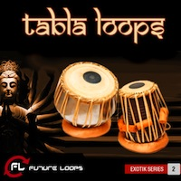 Tabla Loops: Total India - Tabla Loops, from the highly acclaimed collection Total India