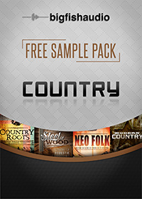 Free Sample Pack - Country - Free Pack of Country Samples