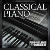 Classical Piano - 875mb of masterfully played piano loops at tempos to suit modern music