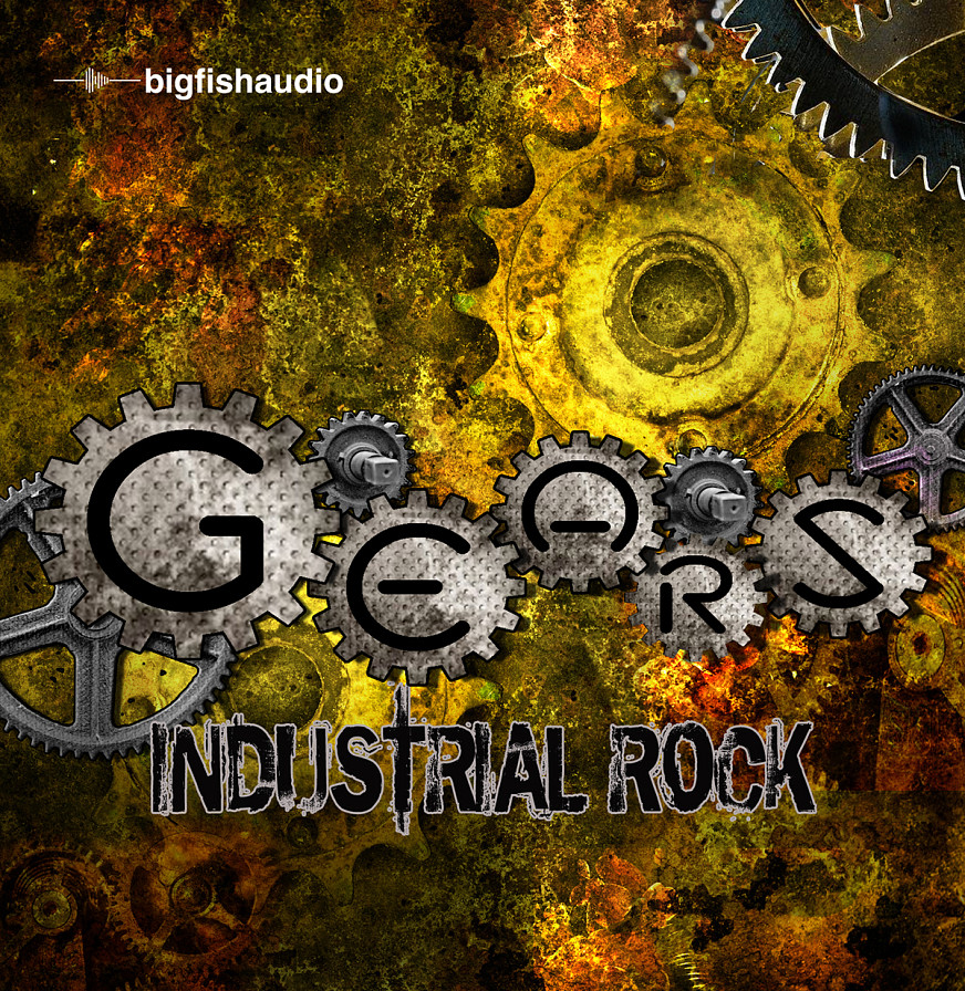 Gears: Industrial Rock - Intense Industrial Rock