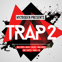 Trap 2 - Additive loops, vocal chants, heavy dubstep influenced basslines and more!