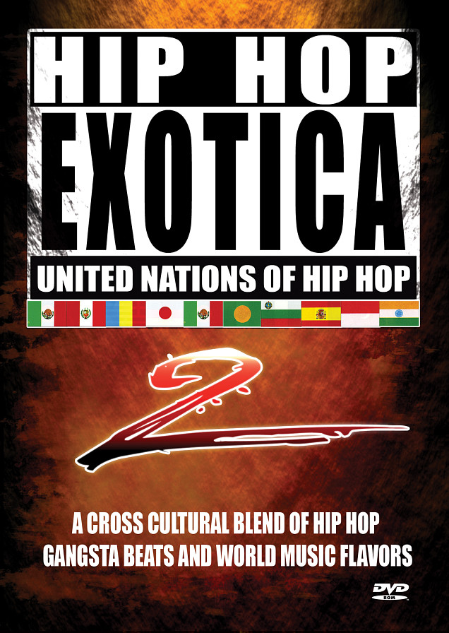 Hip Hop Exotica 2 WAV REX, samples audio, Hip Hop, Exotica