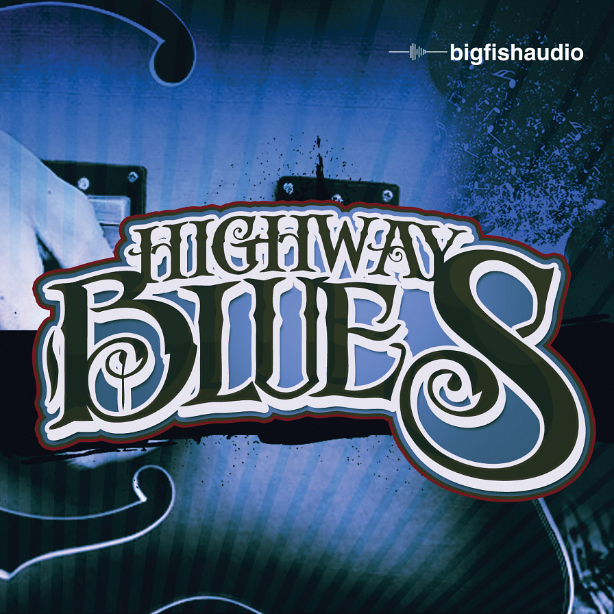 Highway Blues - A huge library of top quality Blues by Tony Sarno